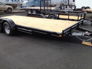 Diamond C Auto Hauler